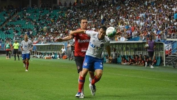 Série B: Gol de Bahia 1 x 0 Brasil de Pelotas
