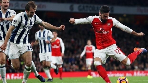 Premier League: Melhores momentos de Arsenal 1 x 0 West Bromwich