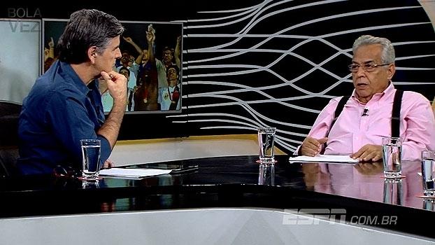 Eurico banca Cristóvão Borges e garante: 'O Vasco vai para a Libertadores; quem viver, verá'