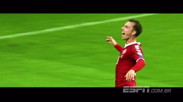 Eliminatórias para a Copa de 2018 na ESPN Brasil e WatchESPN! Cazaquistão x Dinamarca, neste sábado, às 13h