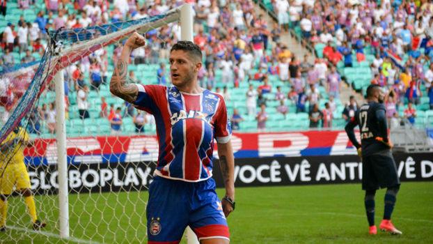 Zé Rafael é um dos destaques do Bahia na temporada 2017