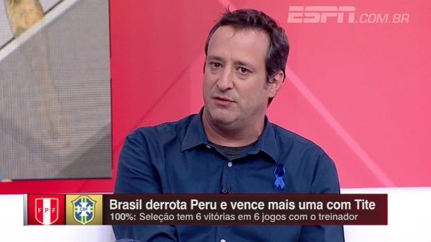 Gian não sente confiança em Alisson como goleiro da seleção e sugere Diego Alves