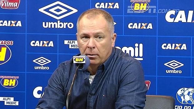 Mano aponta gol impedido de Gilberto e comemora maturidade do Cruzeiro