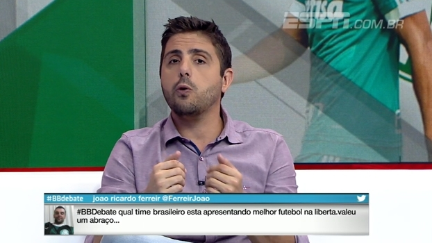 Para Nicola, briga entre torcidas de Palmeiras e Peñarol só começou por conta da briga no campo