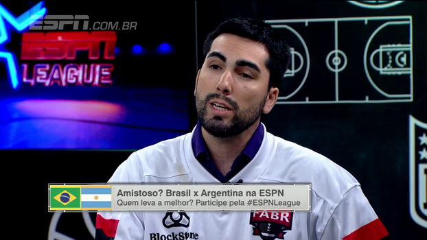 Henrique Riffel analisa o amistoso entre Brasil e Argentina no futebol americano
