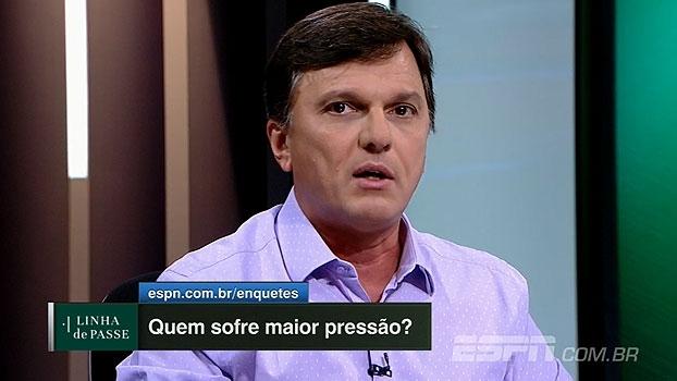 Mauro alerta para risco de interferência no futebol do Palmeiras e analisa derrota: 'Irrelevante'
