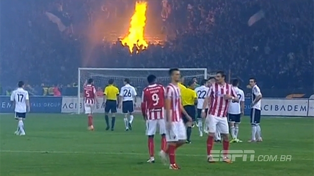 Dérbi Eterno: clássico entre Estrela Vermelha e Partizan é uma das maiores rivalidades do mundo