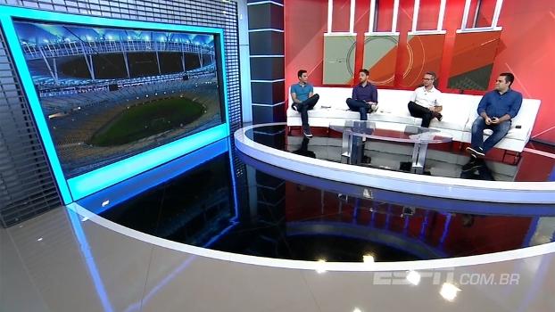Maurício Barros lamenta situação do Maracanã: 'Principal palco do futebol do Brasil '