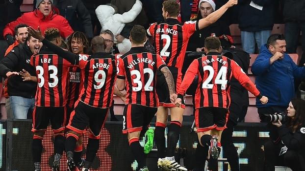Premier League: Melhores momentos de Bournemouth 4 x 3 Liverpool