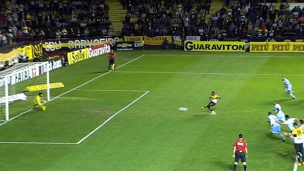 Série B: Gols de Criciúma 1 x 1 Londrina