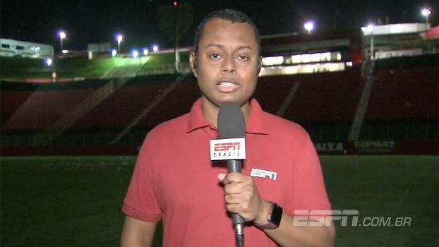 Elton Serra analisa título do Vitória: 'Final premiou o time de melhor campanha'