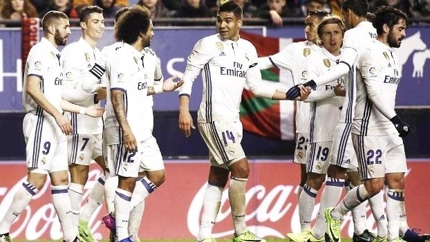 LaLiga: Melhores momentos de Osasuna 1 x 3 Real Madrid