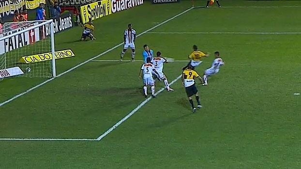 Série B: Gols de Criciúma 4 x 0 Oeste