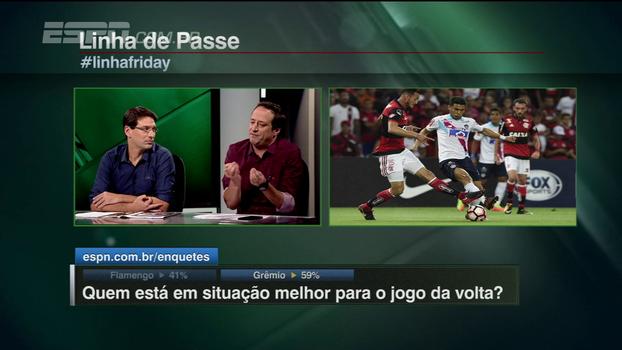 Gian defende Bandeira de Mello sobre críticas após treino do Sport no CT do Flamengo