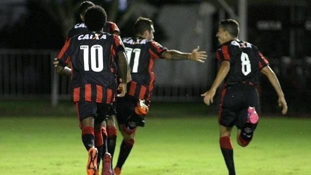 Série B  Gols de Vitória 4 x 1 Bragantino - ESPN 26310ce277df1