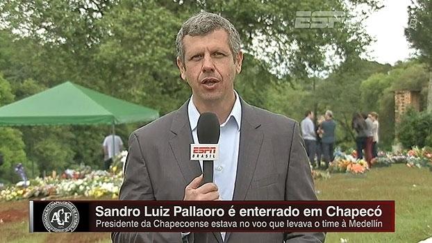 Rubens Pozzi traz mais informações sobre homenagens em Chapecó