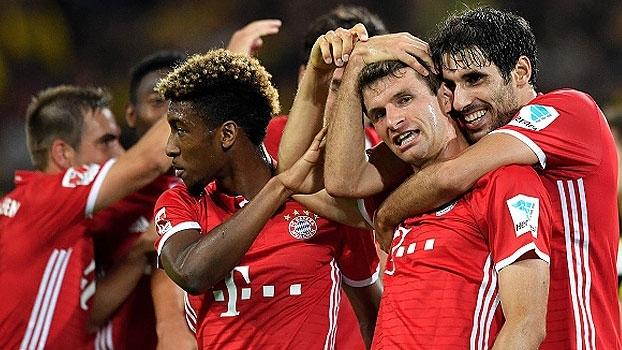 Supercopa da Alemanha: Gols de Borussia Dortmund 0 x 2 Bayern de Munique