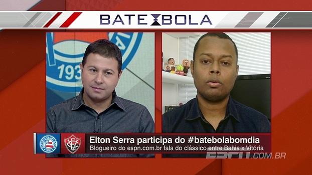 Elton Serra coloca Régis e David como principais nomes de Bahia e Vitória