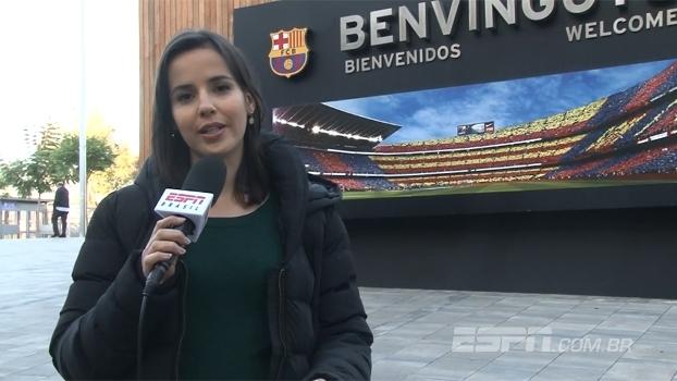 Casas de apostas colocam o Barcelona como favorito para o 'El Clásico'; Natalie Gedra traz informações
