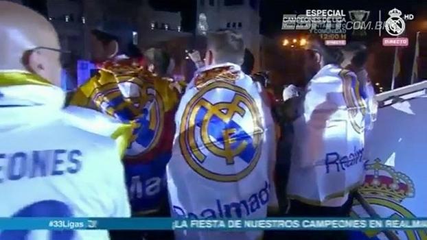 Jogadores do Real Madrid provocam rival: 'Piqué, c...! Saúde o campeão!'