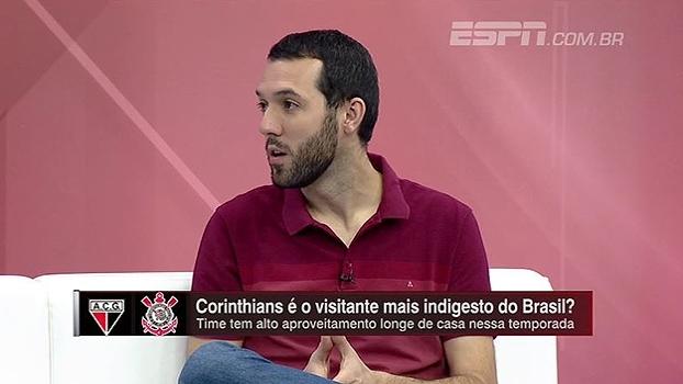 Hofman concorda com Carille que Corinthians pode mirar coisas maiores: 'Discurso mudou porque time mudou'