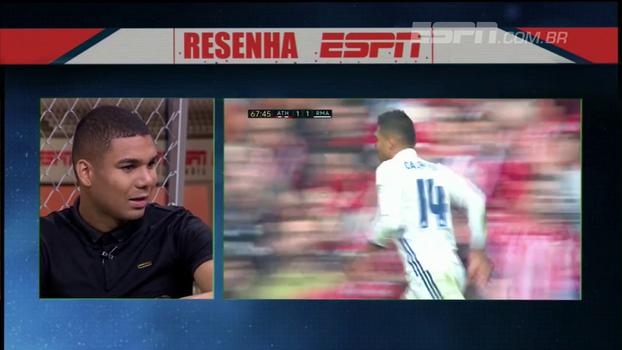 Casemiro fala sobre rivalidade com o Barça: 'Se for para dar porrada, vamos dar. Se for para jogar, vamos também'