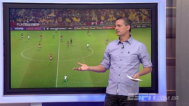 Dois pênaltis inexistentes em Flamengo x Chapecoense; Sálvio Spinola analisa