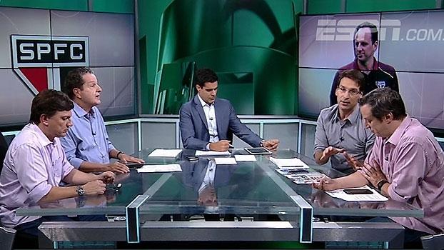 Arnaldo aponta 'falta de entrega' no São Paulo: 'Se Ceni não mobilizar os jogadores, não acontece nada'