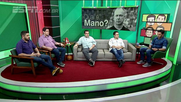 Vai renovar? Nicola revela detalhes dos bastidores da negociação entre Cruzeiro e Mano Menezes