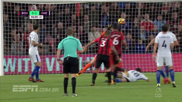 Premier League: Melhores momentos de Bournemouth 0 x 1 Chelsea