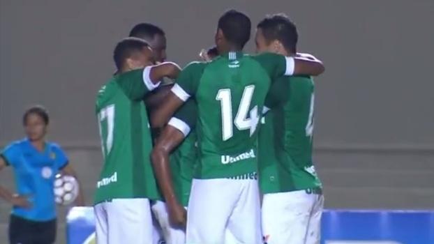 Série B: Gols de Goiás 4 x 1 Boa Esporte