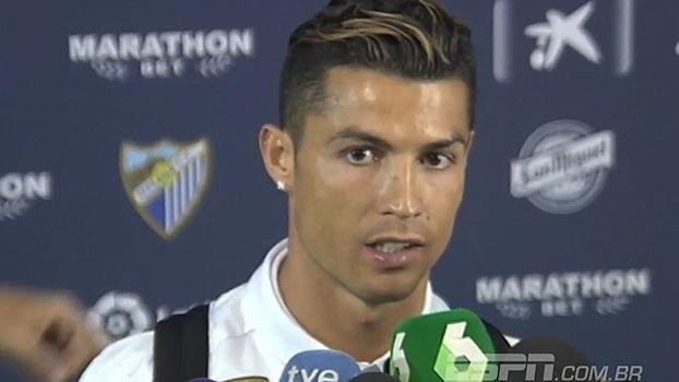 Após título, CR7 fala de Zidane, rodagem de elenco e chateação com imprensa: 'Não sabem um c***'