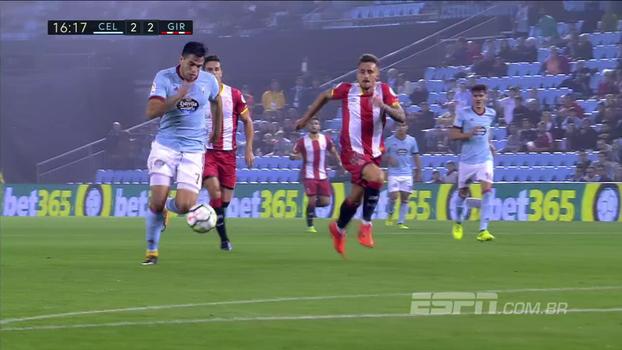 Veja os melhores momentos de Celta de Vigo 3 x 3 Girona