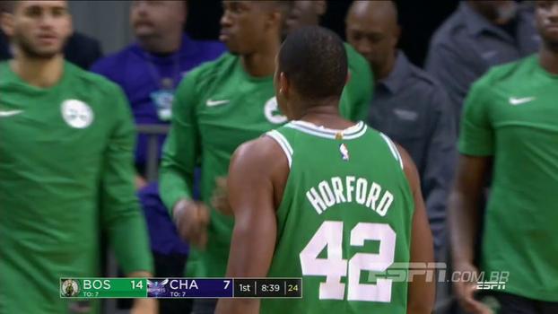 Astros brilham e Celtics vencem os Hornets em reta final de pré temporada