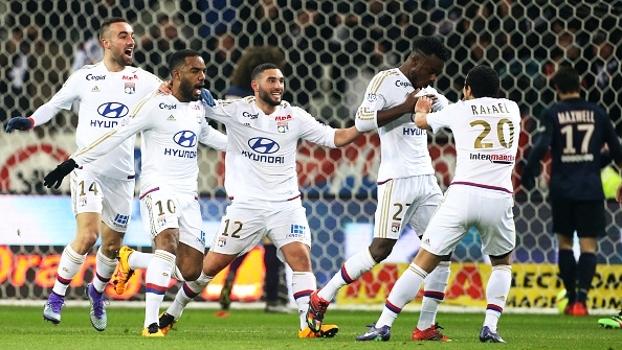 Assistir ao vivo  Lyon x PSG 27/11/2016