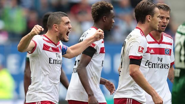 Com gol de Müller, Hamburgo estreia na Bundesliga com vitória sobre o Augsburg