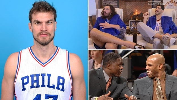 Volta de Splitter, malucos do Thunder e Wilkins x Carter no 'NBA Countdown Brasil'