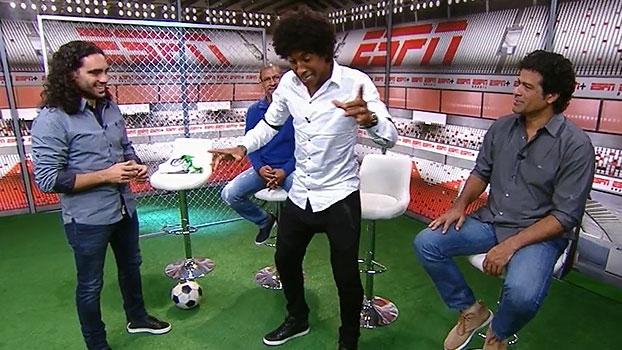 Dante rasga elogios a Felipão e conta sobre primeiro dia na seleção: 'Ganhei o treinador'