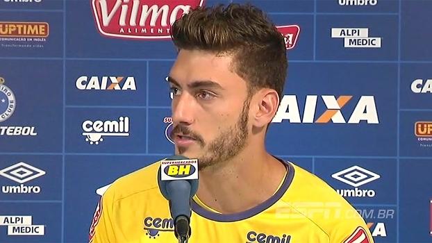 Rafael exalta bom início de ano do Cruzeiro: 'Time muito bem preparado'