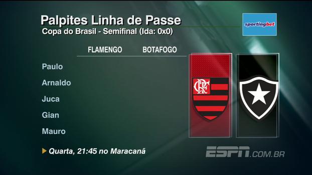 Confira os palpites do 'Linha de Passe' para os jogos da Copa do Brasil