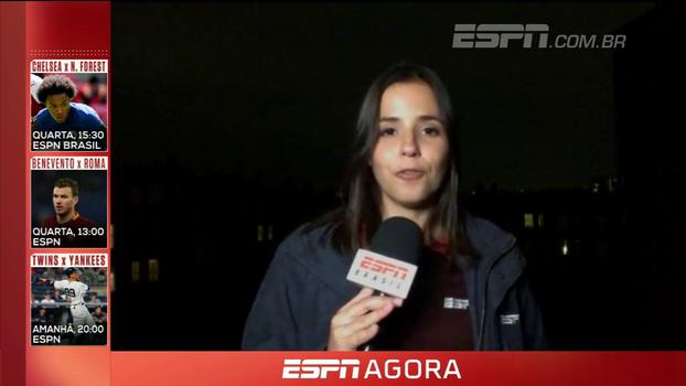 Natalie Gedra atualiza tudo sobre Chelsea, a situação de Pogba e fala da Copa da Liga Inglesa
