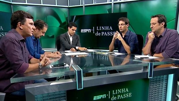 Mauro aprova atuação do Fla contra o Botafogo: 'Soube se impor'
