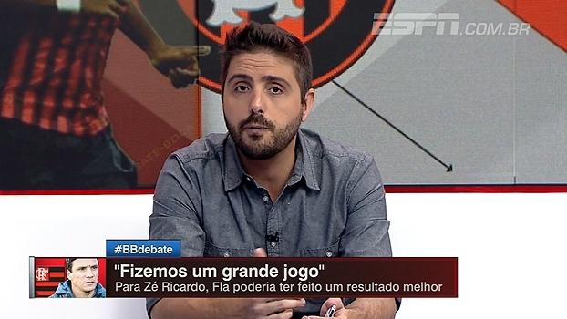 BB Debate analisa vitória do Atlético-PR sobre o Flamengo, pela Libertadores