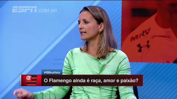 Rueda errou na escalação do Fla diante do São Paulo? João 'Canalha' e Ju Cabral discordam