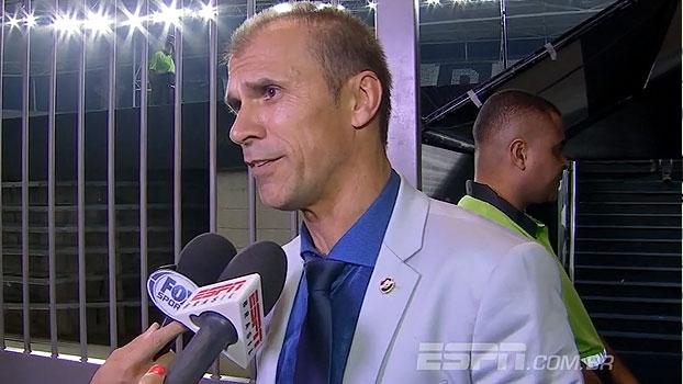Milton Mendes comemora 'segurança' em título: 'Ninguém acreditava nesses jogadores'