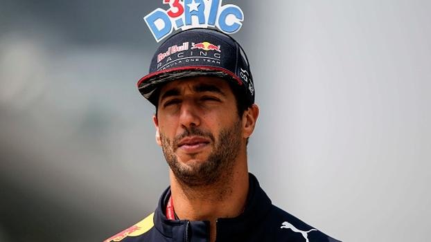 Veja o treino especial do piloto Daniel Ricciardo