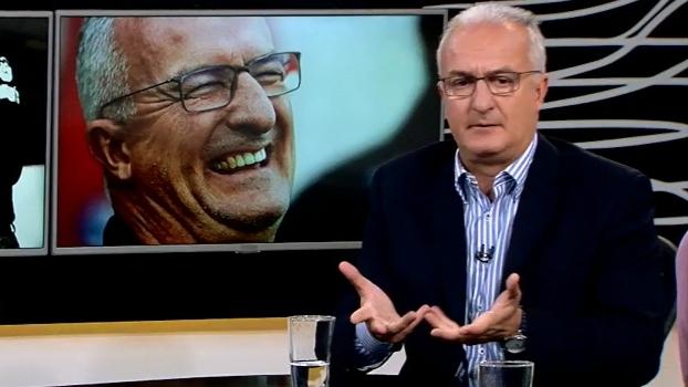 Dorival conta como demissão de 'competente' gerente de futebol gerou 'problema muito sério' no Santos