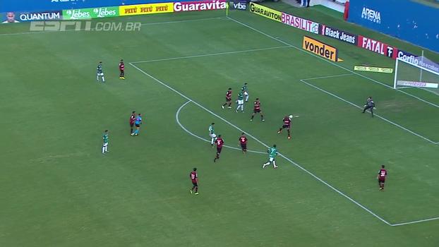 Assista aos gols de Oeste 1 x 1 Goiás