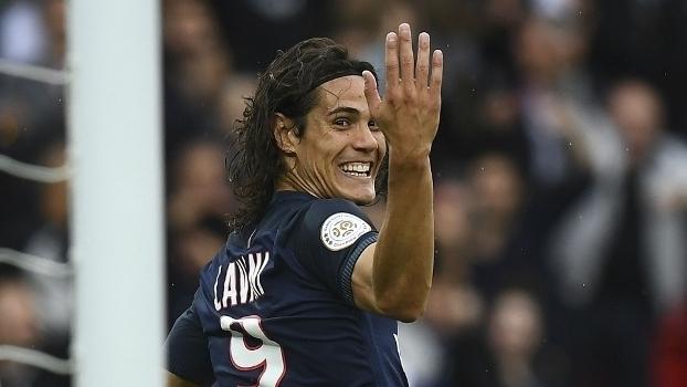 Veja os gols da vitória do Paris Saint-Germain sobre o Bordeaux por 2 a 0