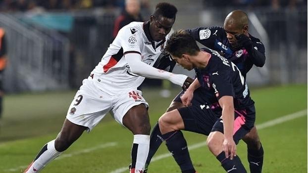 Assista aos lances do empate entre Bordeaux e Nice!